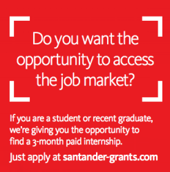are you a student or recent graduate looking for a paid internship yes please keep reading